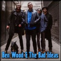 Ben Wood & The Bad Ideas-cover