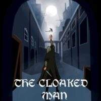 The Cloaked Man Artwork